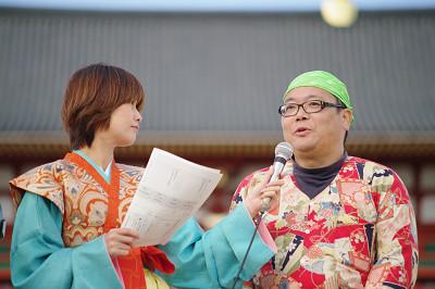 桃俣の獅子舞@天平祭 2012.11.10