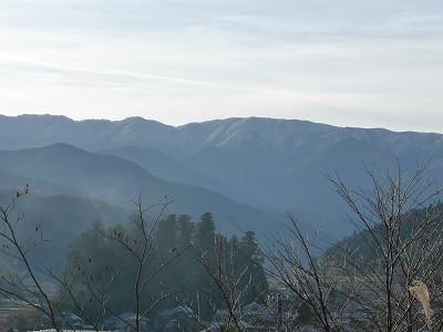 三峰山 2012.12.02