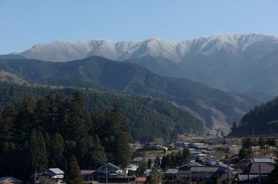 今日の三峰山 2013.03.14