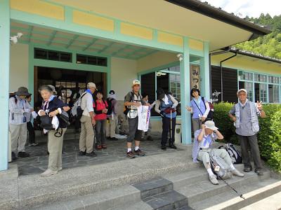 サンケイ旅行会「平成のお伊勢参りウォーキング」 20110810