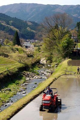 御杖村の風景 20100502